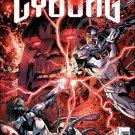 Cyborg #5 [2016] VF/NM DC Comics