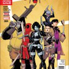 Deadpool & The Mercs for Money #4 [2016] VF/NM Marvel Comics