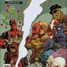 Deadpool & The Mercs for Money #4 The Story Thus Far... Variant Cover [2016] VF/NM Marvel Comics