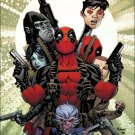 Deadpool & The Mercs for Money #4 Mike McKone Variant Cover [2016] VF/NM Marvel Comics