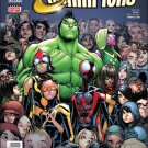 Champions #3 [2016] VF/NM Marvel Comics