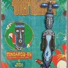Enchanted Tiki Room #1 John Tyler Christopher Action Figure Variant Cover [2016] VF/NM Marvel Comics