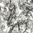Civil War II #7 [2016] Connecting variant VF/NM Marvel Comics