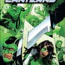 Green Lanterns #9B  Emanuela Lupacchino Cover [2016] VF/NM DC Comics