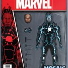 Mosaic #1 John Tyler Christopher Action Figure Variant Cover [2016] VF/NM Marvel Comics