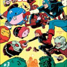 Marvel Tsum Tsum #3 [2016] VF/NM Marvel Comics