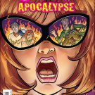 Scooby Apocalypse #6 Dan Parent Variant Cover [2016] VF/NM DC Comics