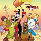 Scooby-Doo Team-Up #21 [2016] VF/NM DC Comics *Harley Quinn*