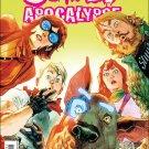 Scooby Apocalypse #9 Rafael Albuquerque Variant Cover [2017] VF/NM DC Comics