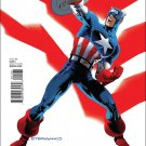 Captain America: Steve Rogers #1 Jim Steranko Variant Cover [2016] VF/NM Marvel Comics