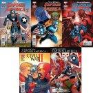 Captain America: Steve Rogers #1 - 5 Trade Set [2016] VF/NM Marvel Comics