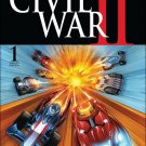 Civil War II #1 Garcia Var [2016] Incentive comic Please read my description on how to qualify