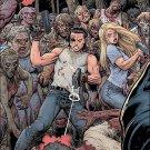 Walking Dead #161 Arthur Adams Connecting Variant Cover [2016] VF/NM Image Comics
