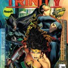 Trinity #4 Brandon Peterson Variant Cover [2017] VF/NM DC Comics
