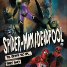 Spider-Man / Deadpool #15 Rod Reis Variant Cover [2017] VF/NM Marvel Comics