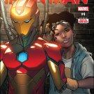 Invincible Iron Man #4 [2017] VF/NM Marvel Comics