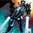 Invincible Iron Man #5 Rick Leonardi Venomized Variant Cover [2017] VF/NM Marvel Comics