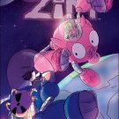 Invader Zim #12 Rashad Doucet Variant Cover [2017] VF/NM Oni Press Comics