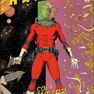 Black Hammer #5 Jeff Lemire Variant Cover [2016] VF/NM Dark Horse Comics