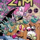 Invader Zim #18 Aaron Conley Variant Cover [2017] VF/NM Oni Press Comics