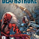 Deathstroke #13 Shane Davis Variant Cover [2017] VF/NM DC Comics