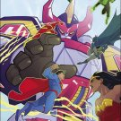 Justice League / Power Rangers #3 of 6 [2017] VF/NM DC Boom! Studios Comics