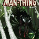 Man-Thing #1 Stephanie Hans Venomized Variant Cover [2017] VF/NM Marvel Comics