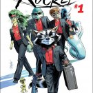 Rocket #1 [2017] VF/NM Marvel Comics