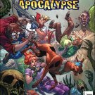 Scooby Apocalypse #10 Yanick Paquette Variant Cover [2017] VF/NM DC Comics