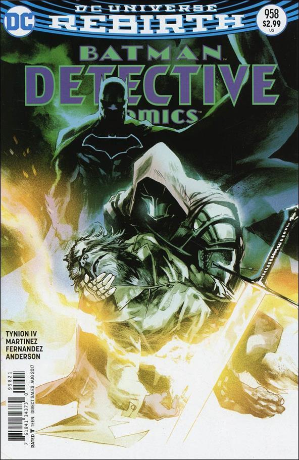 Detective Comics #958 Rafael Albuquerque Variant Cover [2017] VF/NM DC Comics