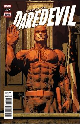 Daredevil #22 [2017] VF/NM Marvel Comics