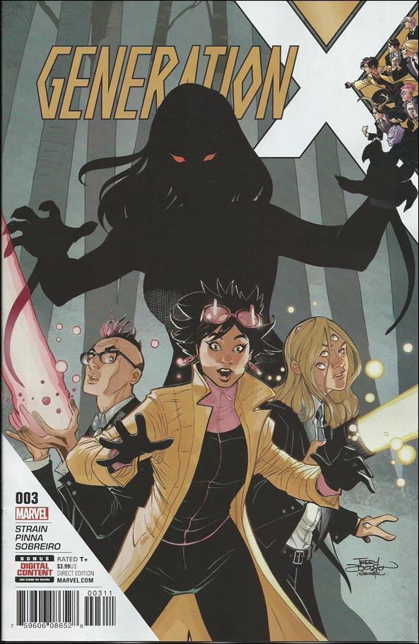 Generation X #3 [2017] VF/NM Marvel Comics