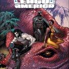 Justice League of America #8 Doug Mahnke Variant Cover [2017] VF/NM DC Comics