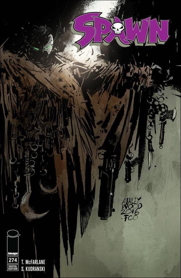 Spawn #274 [2017] VF/NM Image Comics