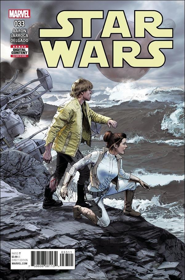 Star Wars #33 [2017] VF/NM Marvel Comics