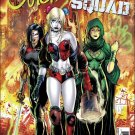 Suicide Squad #13 Whilce Portacio Pollybagged Variant Cover [2017] VF/NM DC Comics