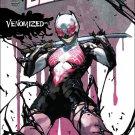 Unbelievable Gwenpool #13 Yasmine Putri Venomized Variant Cover [2017] VF/NM Marvel Comics