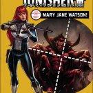 Punisher #13 David Williams Mary Jane Variant Cover [2017] VF/NM Marvel Comics