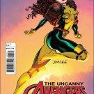 Uncanny Avengers #25 Jim Lee X-Men Trading Card Variant Cover [2017] VF/NM Marvel Comics