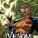 Venom #152 Jim Lee X-Men Trading Card Variant Cover [2017] VF/NM Marvel Comics