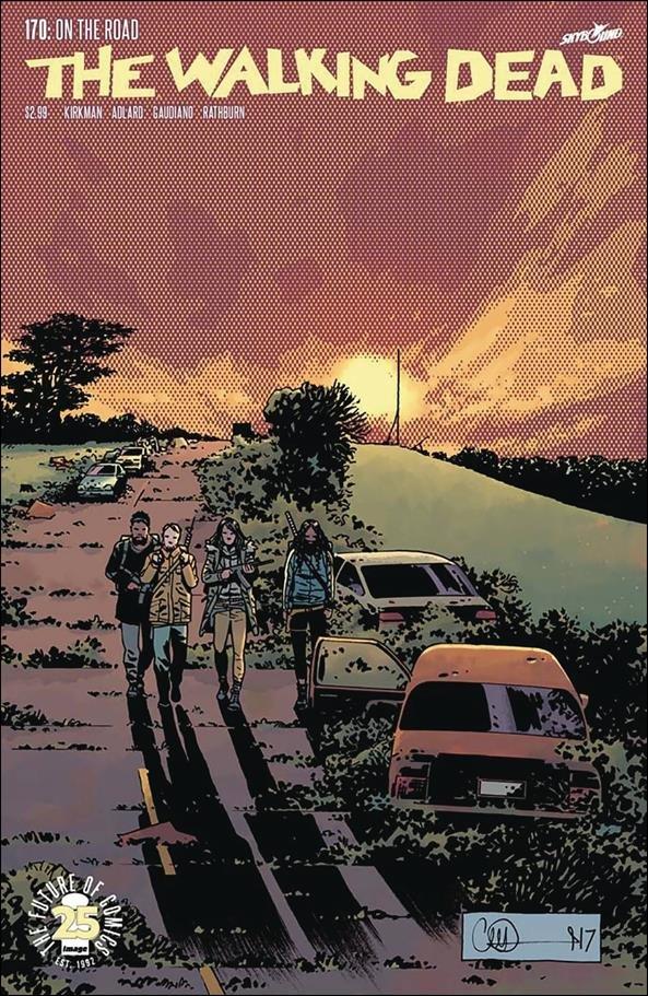 Walking Dead #170 [2017] VF/NM Image Comics