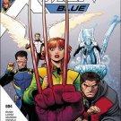 X-Men: Blue #4 [2017] VF/NM Marvel Comics