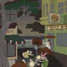 Bob's Burgers #1 Emiko Sawanobori Incentive Variant Cover [2015] VF/NM Dynamite Comics