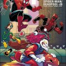 Spider-Man / Deadpool #20 [2017] VF/NM Marvel Comics