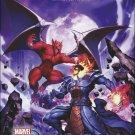 Spider-Man / Deadpool #20 Genzoman Marvel vs Capcom Variant Cover [2017] VF/NM Marvel Comics