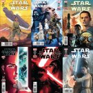 Star Wars: The Force Awakens Adaptation Trade Set #1-6 [2016] VF/NM Marvel Comics
