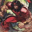 Weapon X #5 Jim Lee X-Men Trading Card Variant Cover [2017] VF/NM Marvel Comics