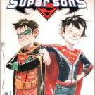 Super Sons #1 Dustin Nguyen Variant Cover [2017] VF/NM DC Comics