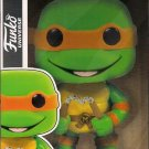 Teenage Mutant Ninja Turtles Funko Universe #1 One Shot Subscription Variant [2017] VF/NM IDW Comics
