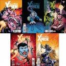 All-New X-Men Trade Set #6-10 [2016] VF/NM Marvel Comics
